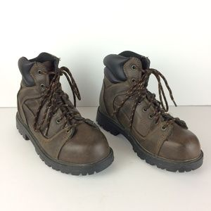 Brahma Rambler Men's Work Safety Boots Sz 7